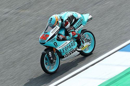 Moto3オーストラリア予選:難コンディションをラミレス制す。日本勢は鳥羽が5番手