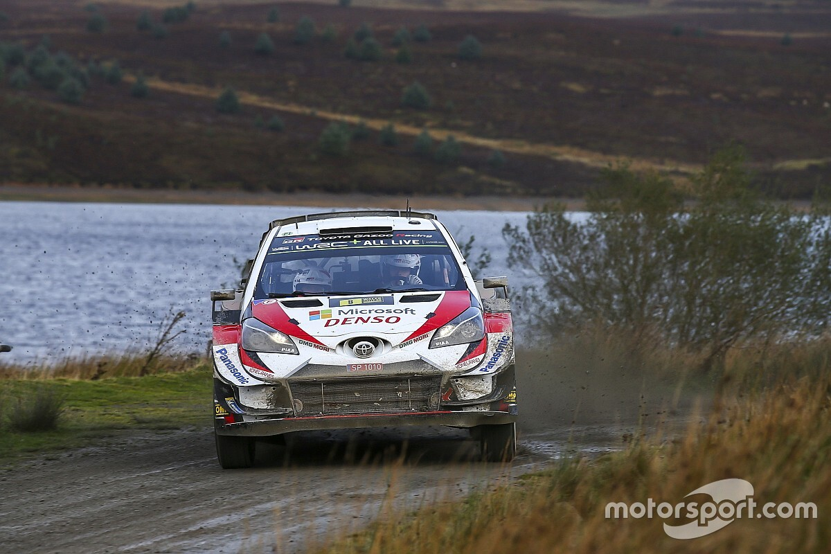 Autosport Awards: Toyota named Rally Car of the Year