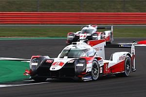 Toyota usó las órdenes de equipo tres veces en Silverstone