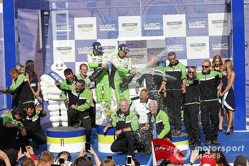 Skoda pone fin a su equipo oficial en WRC2