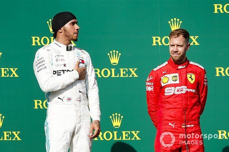 Vettel: No podemos estar felices tras el podio de Hungría