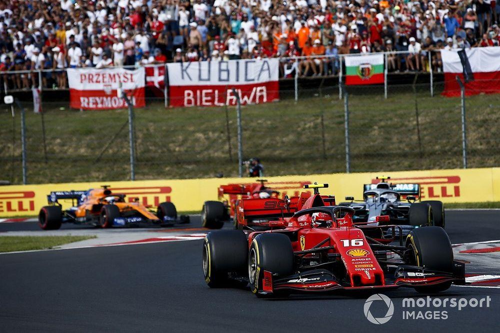 Vídeo: la FIA minimiza la polémica Bottas/Leclerc