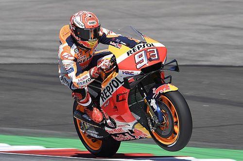 MotoGP: Márquez fecha o dia com melhor tempo dos treinos livres na Áustria