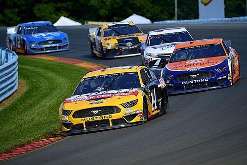 NASCAR altera aerodinâmica de carros para ovais curtos e circuitos mistos
