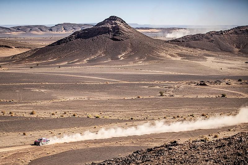 Las fotos del Rally de Marruecos 2019