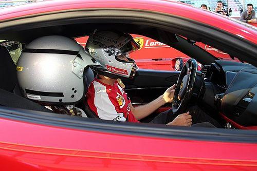 Vettel pone a la venta sus Ferrari