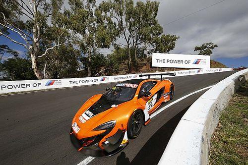 Slower V8s tougher than record-setting McLaren