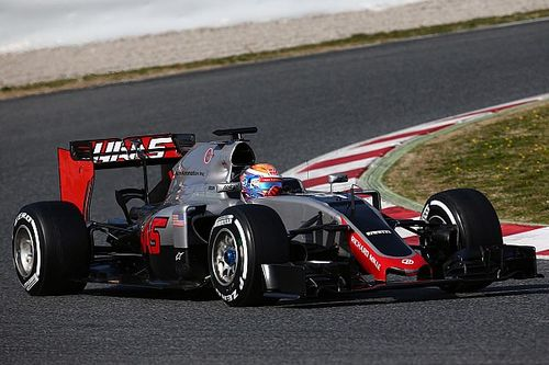 Haas hits more trouble in F1 testing