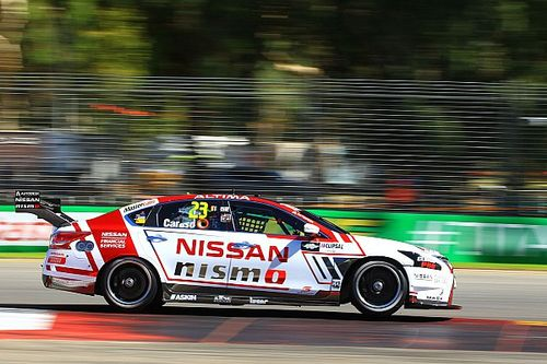 Clipsal 500 V8s: Caruso tops final practice