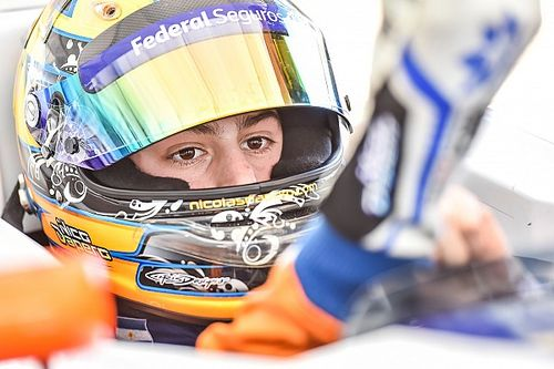 Dapero graduates with Juncos to Indy Lights