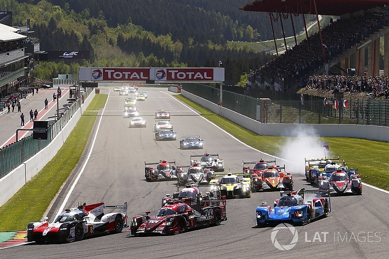Live: Follow the WEC 6 Hours of Spa as it happens