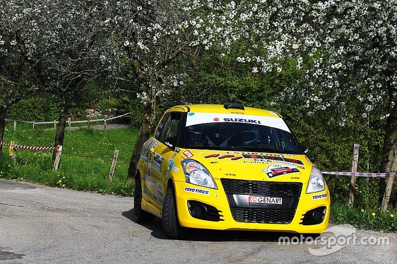 Suzuki Rally Cup: i protagonisti della serie si sfidano al Rally del Salento