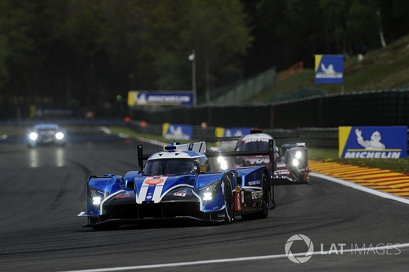 Manor silent on lack of timed running at Spa