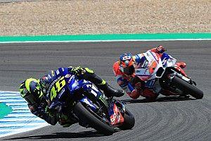 """Rossi: """"Estamos contentos de ser quintos y ese es el problema"""""""