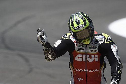 """Crutchlow stelt dat Marquez niet """"zo eenvoudig"""" had gewonnen op zijn motor"""