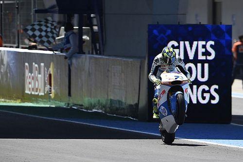 Fotogallery: il ritorno alla vittoria di Baldassarri in Moto2 a Jerez