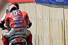 Kesalahan kecil, peluang juara Dovizioso terancam