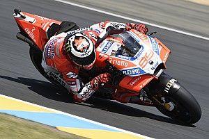 """Lorenzo : """"Nous avons montré le même niveau de performance qu'à Jerez"""""""