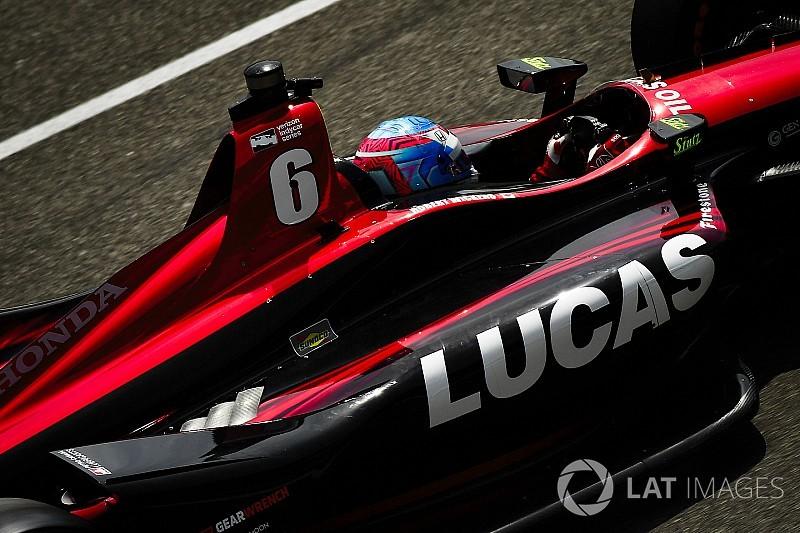 Texas IndyCar: Wickens, Kanaan top opening practice