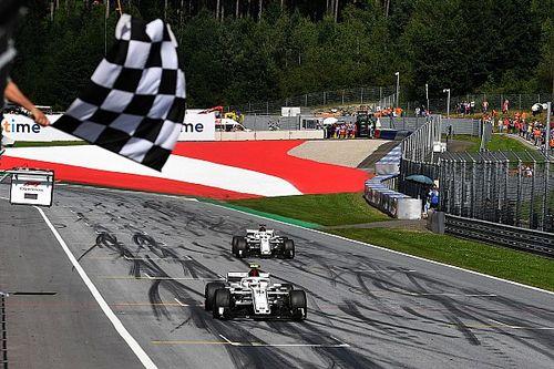 Deux Sauber dans les points, une première depuis 2015