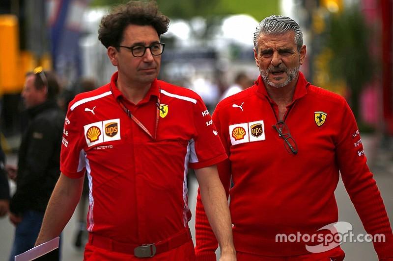 Ferrari: quattro team principal nell\'era ibrida, ma la stabilità in F1 paga?