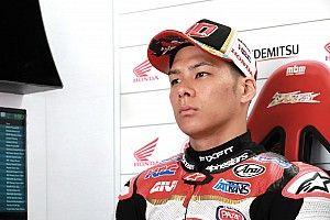 Nakagami, 2019'da LCR Honda ile yarışmaya devam edecek