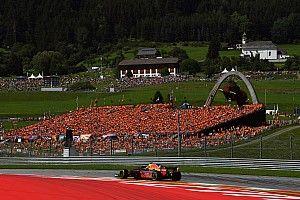Simulazione GP Austria: piloti a tutto gas per il 77% del giro al Red Bull Ring!