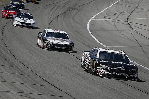 "Aric Almirola was strong at Chicagoland, but ""we have to be perfect"""