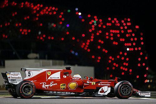 Vettel: Ferrari yarışta güçlü olacak
