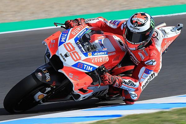 """MotoGP Lorenzo: """"Estoy convencido de que en Sepang tendremos algo nuevo"""""""