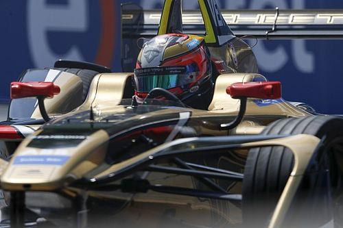 Santiago ePrix: Vergne beats Lotterer in tense finish