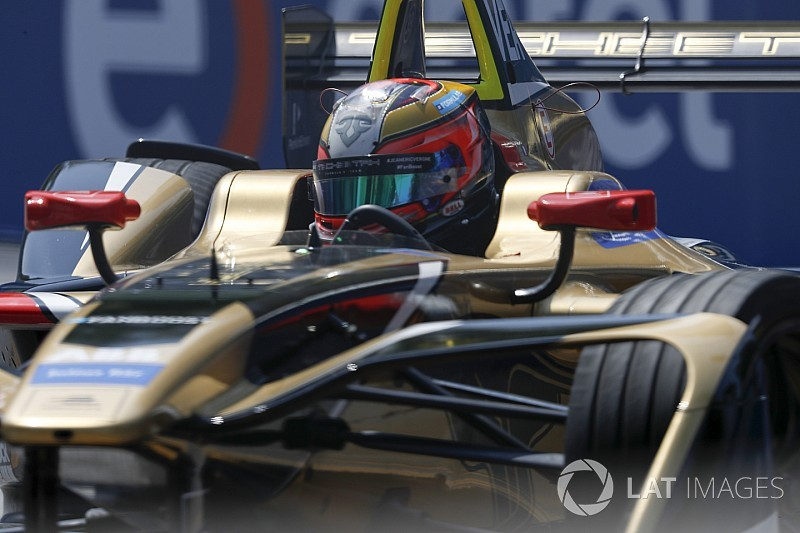 Santiago ePrix: Vergne beats Lotterer in tense finish