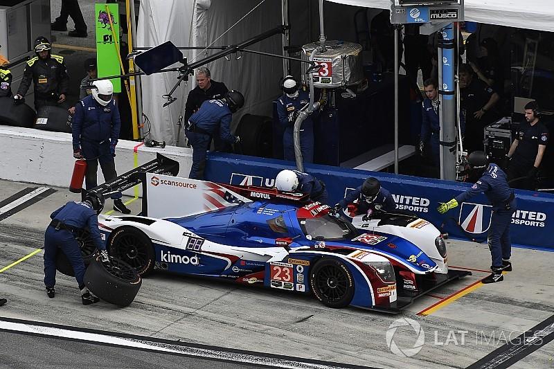 Óriási hátrányba került Alonso csapata Daytonában