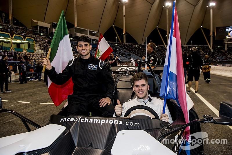 Vier simracers strijden voor plaats in Race of Champions Mexico