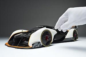 Prodotto Motorsport.com Amalgam trasforma la McLaren Ultimate Vision GT da virtuale a reale