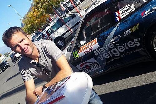 Interview de Romain Dumas, la star du Rallye du Valais