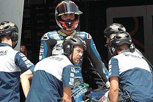 """Com 1,91m, Baz diz: """"provei que posso correr na MotoGP"""""""