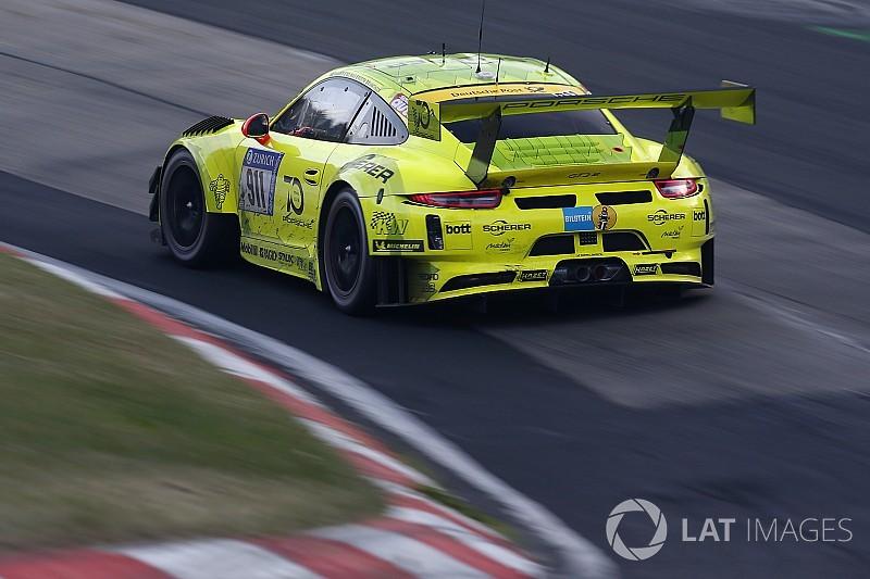 24h Nürburgring: Laurens Vanthoors Rekordrunde im Onboard-Video