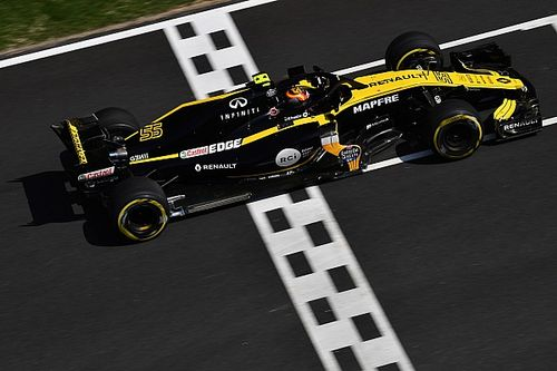 Sainz elogia a Renault por solucionar los problemas del viernes