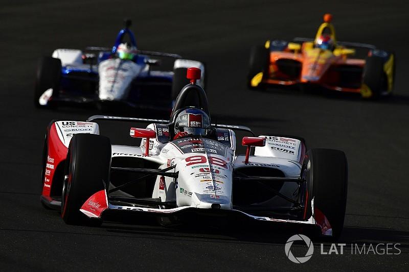 Indy 500: Marco Andretti mit Bestzeit am belebten zweiten Trainingstag