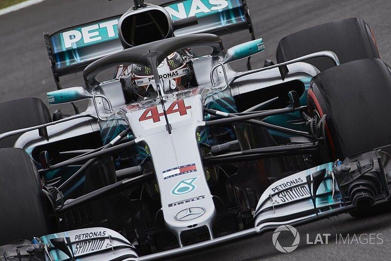 Hamilton enfin en harmonie totale avec sa Mercedes!