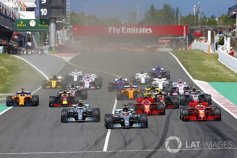 F1's 2019 rule tweaks force teams to split development