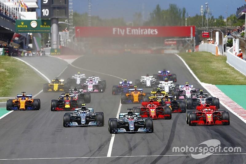 FIA verabschiedet finalen Formel-1-Kalender 2019 mit Deutschland