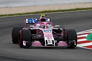 Ocon podrá aprovechar en Mónaco el motor de la última carrera