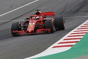 Vettel lamenta pole perdida, mas fica satisfeito com carro