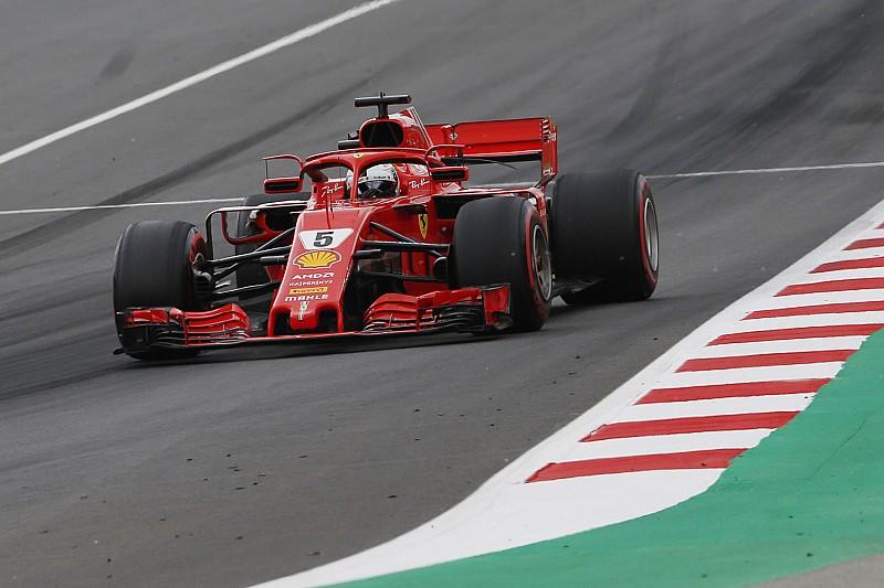 Феттель очікує на цікаву гонку в Іспанії