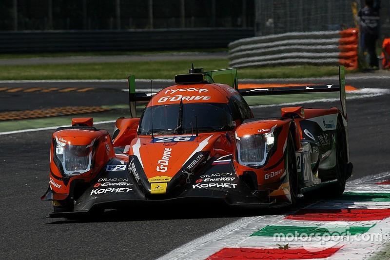 Assolo G-Drive in Brianza: Vergne, Rusinov e Pizzitola trionfano a Monza!