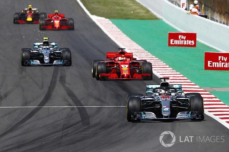 Mondiale Costruttori F1 2018: la Mercedes riscavalca la Ferrari