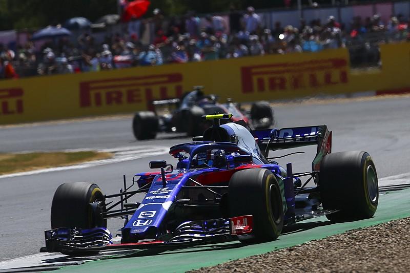 Toro Rosso: A Honda motor nem olyan rossz...