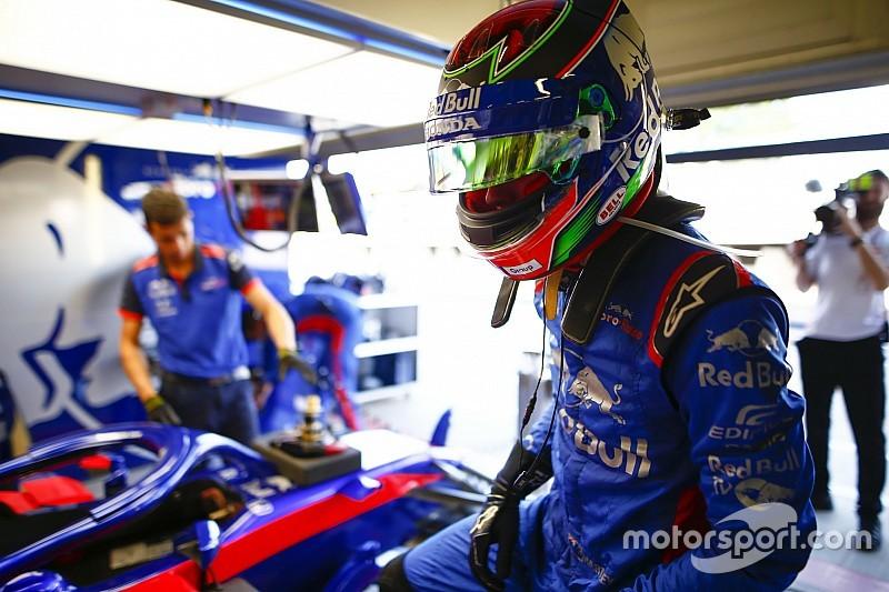 Nouveau moteur pour Hartley après son crash
